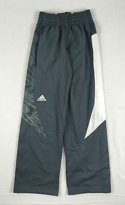 NEW adidas - Gray/White Athletic  Pants (Multiple Sizes)