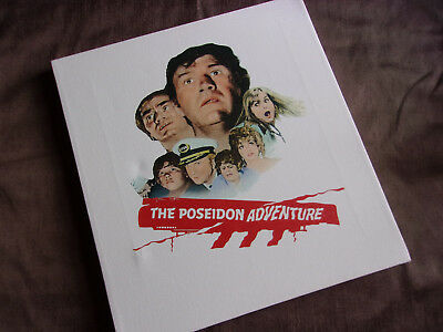 Poseidon Adventure Stretched Canvas Poster Irwin Allen 1972