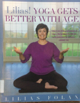 Lilias! Yoga Gets Better with Age & Yoga and Your Life, two books