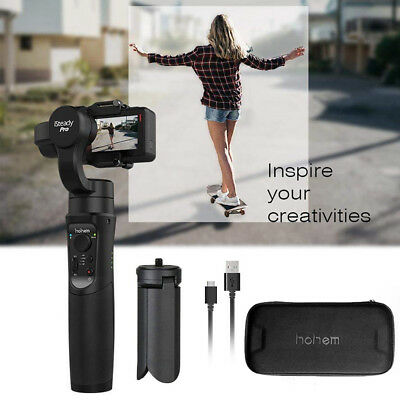 Hohem iSteady Pro 3-axis Gimbal Stabilizer Accessory for Gopro Hero 2018/6/5/4/3
