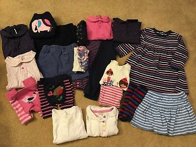 JoJo Maman Bebe Huge Girls Lot Size 12-18 Months Holiday Winter Clothes
