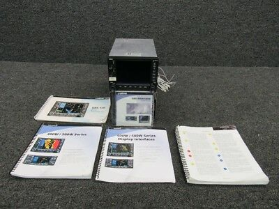 011-00940-00 Garmin GNS 530 GPS W/ Tray, Manuals, & Data Cards (V: 14-28)