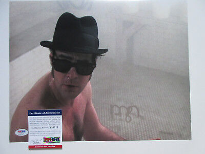 Dan Aykroyd Signed 11X14 Photo Psa/dna Y33012 Elwood Blues Brothers