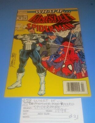 What If The Punisher Had Killed Spider-Man Issue #58-Marvel-1994 (#31)