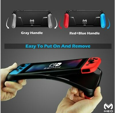 Case Bag Shell Cover Protector for Nintendo Switch Console Handle Grip TPU Case