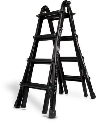 Little Giant M17 10102T Tactical Ladder - 17 Foot / 300lbs Capacity