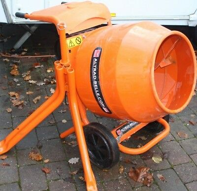 BELLE MINIMIX 150 110 v Cement Concrete mixer 2018 *NEW*