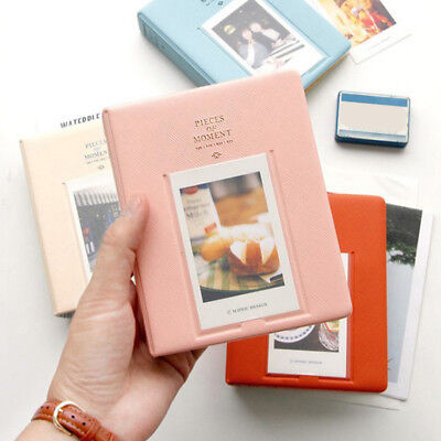 Mini Photo Album Case 64 Pockets For FujiFilm Polaroid Instax 7s 8 25 50s 90