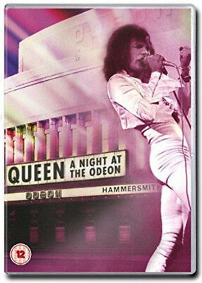 Queen: A Night at the Odeon DVD (2015) Queen ***NEW***