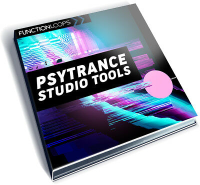 PSYTRANCE STUDIO LOOPS Presets Sample Pack Spire Serum