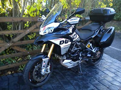 """2012 Ducati Multistrada 1200S Touring Full Ducati History """"now Reserved"""""""