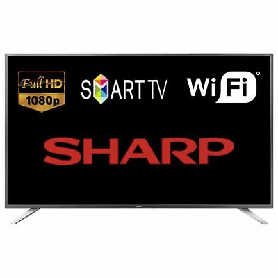 """Sharp LC 40CFG6021K 40"""" Smart LED TV WiFi Full HD 1080p With Freeview HD"""