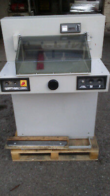 Ideal 5221 paper Guillotine