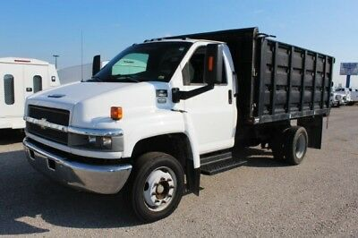2003 CC4500 Regular Cab 2003 Chevrolet CC4500, Olympic White - White with 130,320 Miles available now!