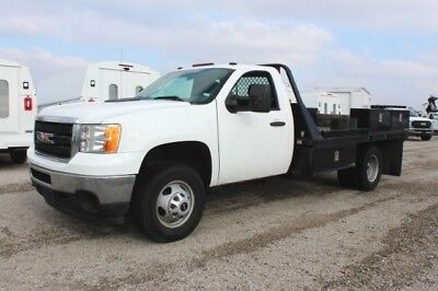 2011 Sierra 3500 WT 2011 GMC Sierra 3500HD, Summit White - White with 103,203 Miles available now!