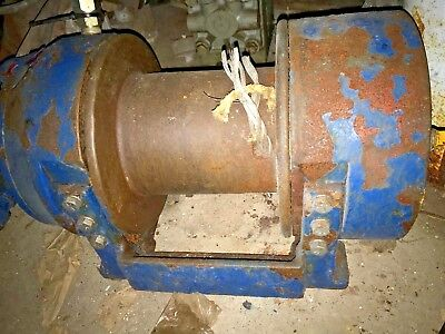 Used Pullmaster H8 Winch Rapid Reverse