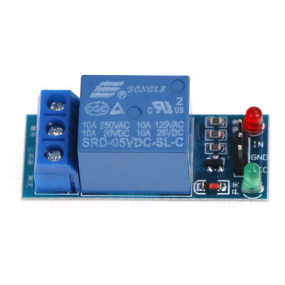 1-Channel Relay Module 5v Low Level Trigger Relay Expansion Board PL