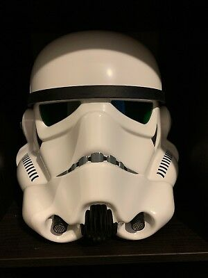 2013 Star Wars EFX Stormtrooper Helmet A New Hope Full Size 1:1 Scale Boxed
