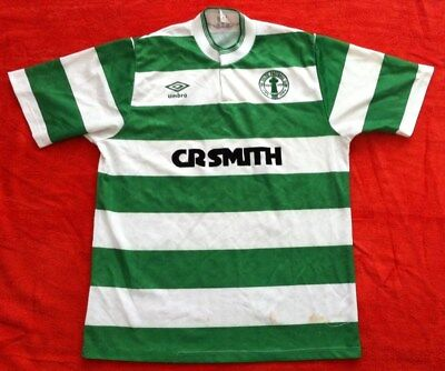 Celtic fc shirt top CR Smith