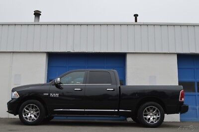 2017 Ram 1500 Laramie Longhorn Limited Repairable Rebuildable Salvage Lot Drives Great Project Builder Fixer Easy Fix