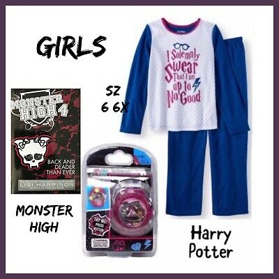 NWT Girls MIX/Match 5PC Pj Set