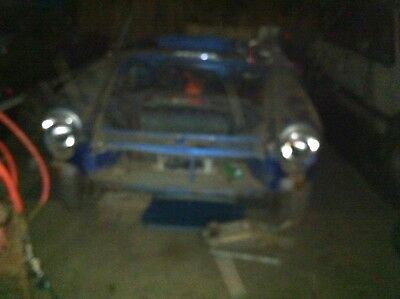 1964 MG MGB  1964/1965 MGB with 1969/1970 engine and transmission - for parts or restoration