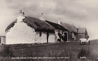 RP PORTASKAIG/ ISLAY/  HEATHER HOUSE COTTAGE/ RARE Port Ellen Bowmore Jura