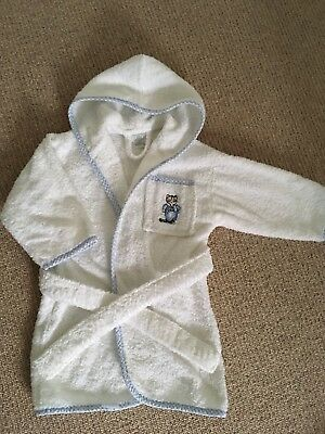 Crabtree And Evelyn Baby Boys Dressing Gown