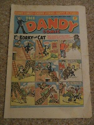 Dandy Comic #293 (1945) - May 26th - G/VG Condition
