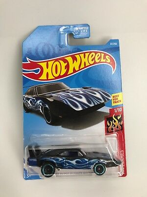 HW Flames 1//10 31//250 ★ ★ Hot Wheels 2019 - 1969 /'69 DODGE CHARGER DAYTONA