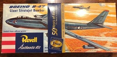 Revel Boeing B-47 Giant Stratojet Bomber! Special Edition! New In Box!