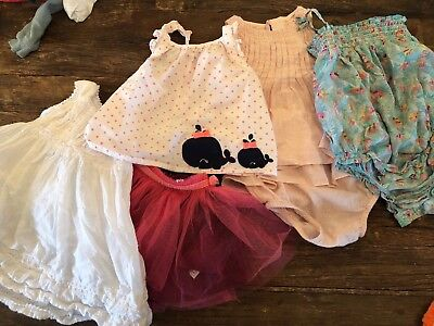 Baby Clothes! 12-18 months girls lot