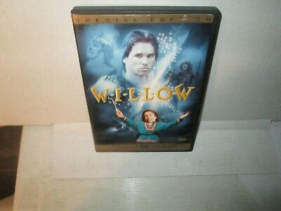 Ron Howard WILLOW rare (Authentic) Special Edition dvd VAL KILMER 1988