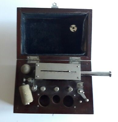 Antique Electric Shock Machine Made In England By Ever Ready