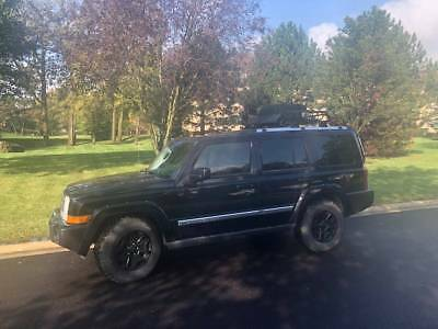 2006 Jeep Commander  jeep commander