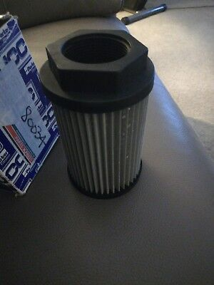 Parker Hydraulic filter Suction Strainer, SE75351210 fits gang mowers Ransomes