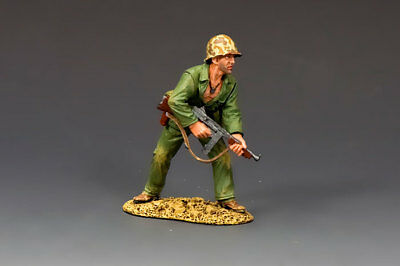 King & Country 1/30th scale USMC042 WWII USMC figure