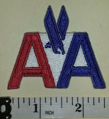 American Airlines Aviation Stewardess Pilot Airline Patch