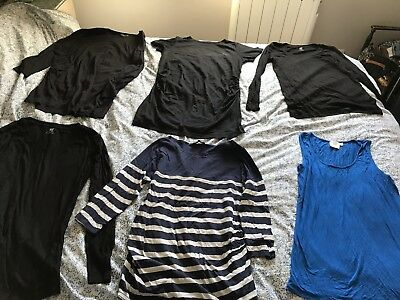 Maternity Tops Bundle Size 14