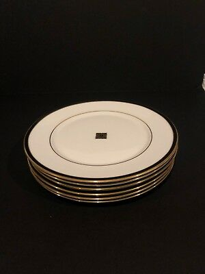 Set of 6 LENOX COLLECTION KRISTY SALAD PLATE 8""