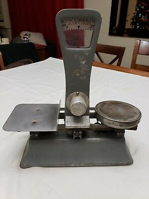 Vintage Exact Weight Scale Type 120, 5lbs
