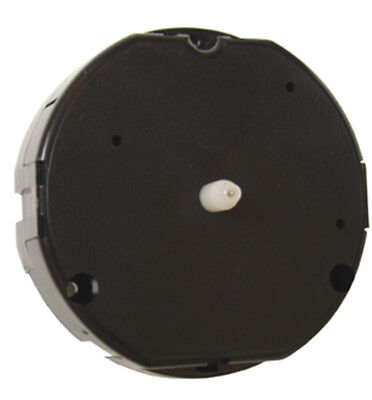 "NEW Mini Round Clock Movement with 3/16"" Long Shaft - 12 Hand Choices! (MYM-128)"