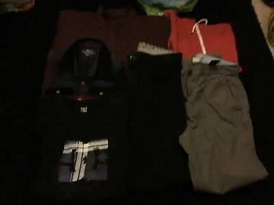 Boys Clothes Bundle 11,12,13,14 Years