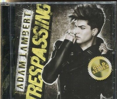 Adam Lambert - Trespassing - Cd