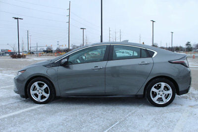 2017 Chevrolet Volt 5dr Hatchback LT 5dr Hatchback LT 4 dr Automatic 1.5L 4 Cyl HEATHER GRAY METALLIC