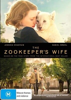 Zookeepers Wife, The, DVD