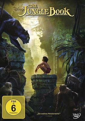 Disney The Jungle Book (DVD) NEU OVP