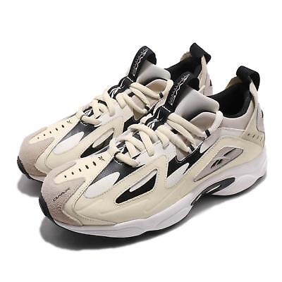 Reebok DMX Series 1200 LT White Sand Chalk Black Men Running Daddy Shoes  DV9232 0baa656c7