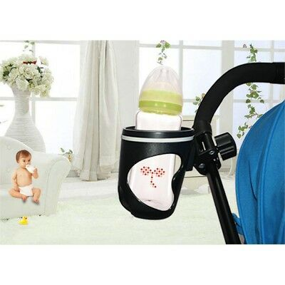 Baby Stroller Cup Holder Bicycle Cart Bottle Rack Milk Water Carriage Buggy