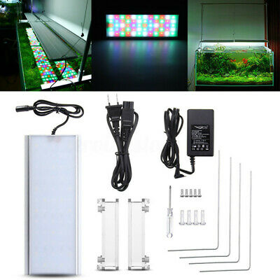 Chihiros 30-80cm RGB Aquarium Fish Tank Plant Light Lamp 60/90/120 LED